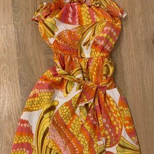 Trina Turk Dress Size 2p Banana Republic